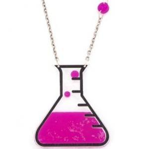 Geek Jewelry,Love Potion Necklace,B..